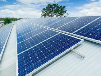 Common Commercial Solar Installation